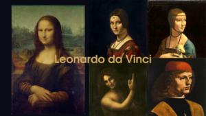 レオナルド・ダ・ヴィンチの生涯を読み解く全15作品を解説!
