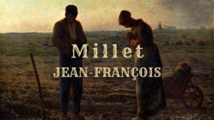 農民画家ミレーの生涯を読み解く5つのステップとは?代表作「落穂拾い」も解説!